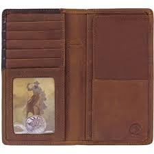 silver creek men s wallet silver creek men s tooled buckaroo wallet