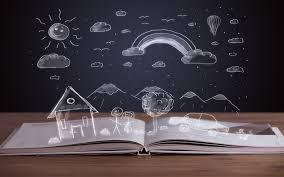mood book drawing creative hd