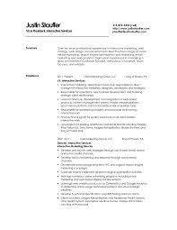 Effective Sample Resume Of Digital Marketing Professional Vinodomia