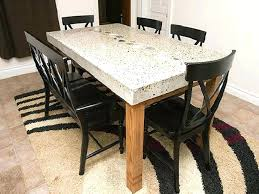 granite top dining table large size of dining granite top dining table set granite top dining