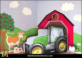 Tractor Themed Bedroom New Decorating Design