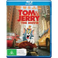 Tom & Jerry 2021 Blu-Ray