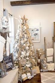 Grey Christmas Tree Best 25 White Christmas Trees Ideas On Pinterest White