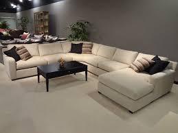 l shaped sectional sofa. 2017 Leather L Shaped Sectional Sofas Regarding Sofa : Large U
