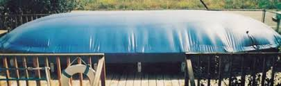 Ameri Bubble Pool Cover Hover Cover for Above Ground Pools
