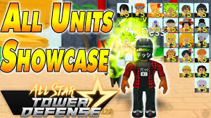 Open all star tower defense. New Code All Units Showcase All Star Tower Defense Youtube