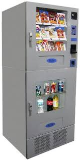 Seaga Vending Machine Amazing Amazon Seaga VC48 Snack Soda Combo Combination Vending Machine