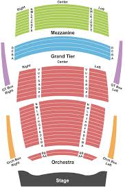 Wells Fargo Center Of The Arts Seating Chart Knight Theatre Seating Chart Charlotte