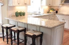 Granite Kitchen Makeovers Small Cream Square Kitchen Table Simple Iron Chandelier Design