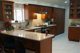Clearance Kitchen Cabinets Cinnamon Shaker Kitchen Cabinets