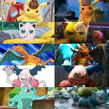Rotten Tomatoes - Animated Pokémon vs Pokémon in...