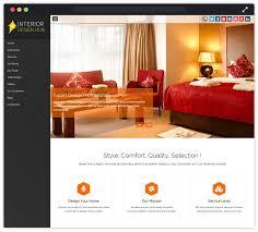 40 Best Interior Designing Remodeling WordPress Themes InkThemes Gorgeous Home Interior Design Websites Remodelling