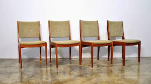 used teak furniture. Select Modern: Set Of 4 Danish Modern Teak Dining Chairs Used Furniture E