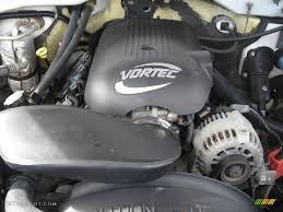 2001 Chevrolet Silverado 2500HD LS Extended Cab 6.0 Liter OHV 16 ...