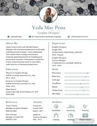 Free Modern Templates Free Simple Modern Resume And Cv Template Download 200 Resume