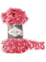 <b>Пряжа Alize Puffy Fur</b>-6115 5шт х 100г Швейторг 9725006 в ...