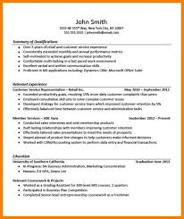 Relevant Experience Resume Stunning Resume Relevant Experience Com Simple Template 60 Idiomax