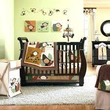 carters safari crib bedding themed sets child of mine by giraffe