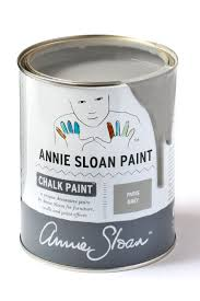 gray furniture paintAnnie Sloan  Paris Grey  Chalk Paint