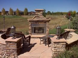 outdoor gas fireplace inserts