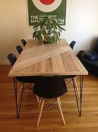 dining room tables and chairs melbourne. handmade in melbourne recycled timber dining table desk | ebay room tables and chairs i