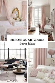 Small Picture Pantones 2016 Color 28 Rose Quartz Home Dcor Ideas DigsDigs