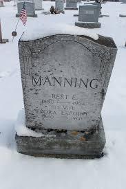 Flora Mary Manning (LaPoint) (1880 - 1960) - Genealogy