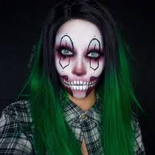 skull makeup clown makeup bodypaint ideas of creepy clown costumes