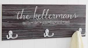 Personalized Coat Racks Add Function Style With Personalized Coat Racks 37
