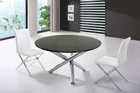 Glass Kitchen Tables Round Modern Round Dining Tables Lovely Glass Dining Table For