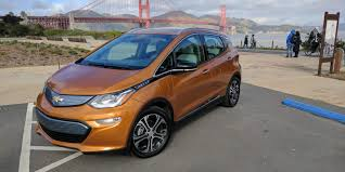 All Chevy all chevy cars : GM delivers record ~2,000 Chevy Bolt EVs – bringing total to over ...