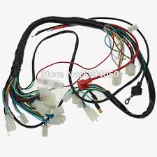 popular pit harness buy cheap pit harness lots from pit quad wiring harness 70cc 110cc chinese electric start 50cc 90cc loom 125cc atv pit bike