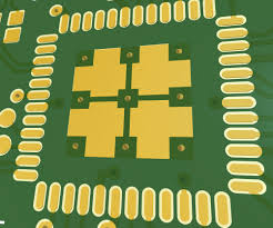Smd Pad Design Build A Btc Footprint With Thermal Pad Using Smd Window