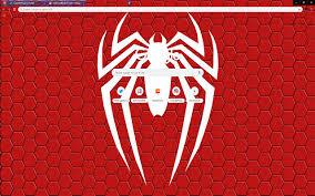 Spider man miles morales logo 4k iphone wallpapers. Red Spider Man Ps4 New Logo Wallpaper 1080p