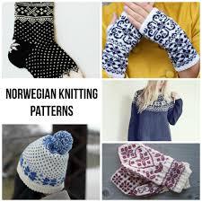 Cozy Norwegian Knitting Patterns