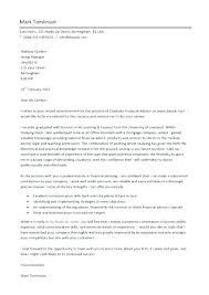 Cover Letter Creator Fascinating Successful Cover Letters Example Of Successful Cover Letters