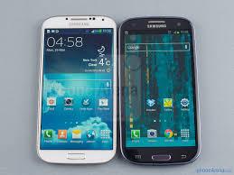 Samsung Galaxy S4 Comparison Chart Samsung Galaxy S4 Vs Samsung Galaxy S Iii Phonearena