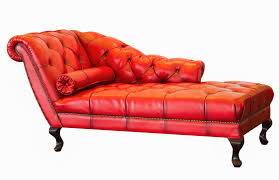 couches design. Simple Design Red Leather Chaise Lounge Intended Couches Design