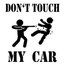 2018 don t touch my car auto aufkleber sticker folie finger weg motorsport tuning from xymy787 2 92 dhgate