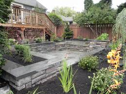 Small Picture Seattle backyard landscape design and construction Sublime
