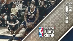 Glenn Robinson III Wins the 2017 Verizon Slam Dunk Contest ...