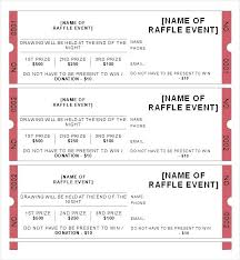 Fundraiser Tickets Template Filename Free Printable Templates Ticket