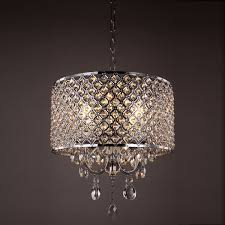 living dazzling small chandeliers