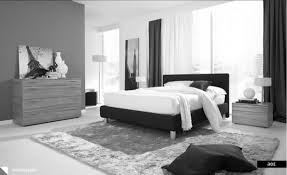 Black And White Bedroom With Wood Furniture Raya Furniture - Bedroom with white furniture