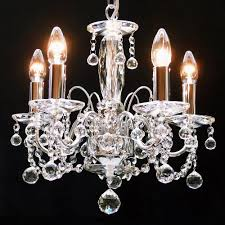 fantastic lighting. fantastic lighting figaro 411/5 chrome with crystal ball trimmings chandelier t