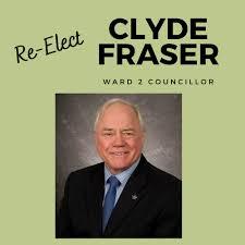 Clyde Fraser for Ward 2 Councillor - Home | Facebook