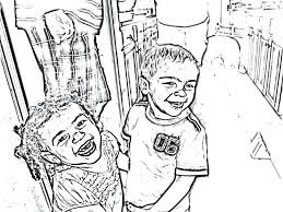 Turning Pictures Into Coloring Pages Best Coloring Pages Collection
