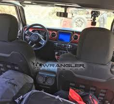 2018 jeep wrangler interior. simple jeep full interior view of the 2018 jl wrangler inside jeep wrangler interior i