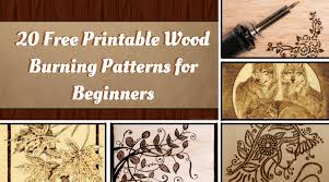 Free Wood Burning Patterns Gorgeous 48 Free Printable Wood Burning Patterns For Beginners