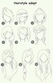 Hair Style Anime best 25 anime hairstyles ideas manga hair manga 4777 by wearticles.com